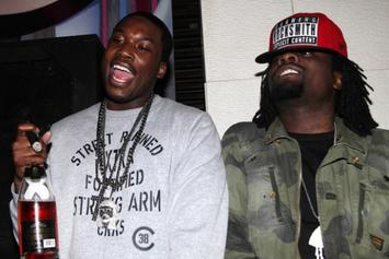 Are Meek Mill & Wale Dropping A Joint Mixtape Today? [Update: They Were Joking]