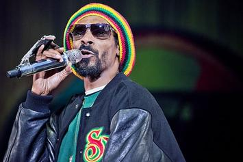 "Snoop Dogg Changes Name To ""Snoopzilla"" For New Funk Album"