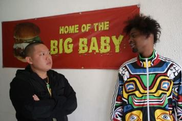Danny Brown Gives Eddie Huang A Tour Of Detroit