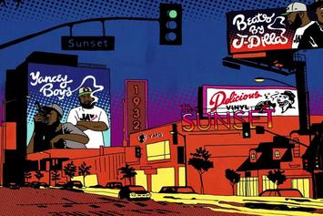"Stream The Yancey Boys' New ""Sunset Blvd"" Album, Composed Entirely Of Unheard J Dilla Beats"