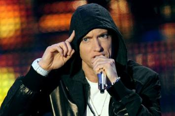 "Eminem On Kendrick Lamar's ""Control"" Verse:  ""If You Get Mad... You Might Look Foolish"""