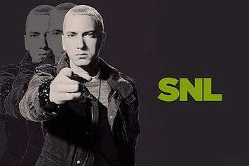 "Eminem & Skylar Grey Perform ""Survival"" On Saturday Night Live"