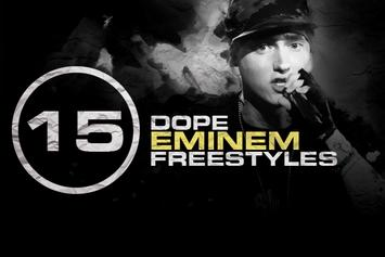 15 Dope Eminem Freestyles