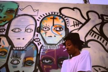 "Curtis Williams ""Face It"" Video"