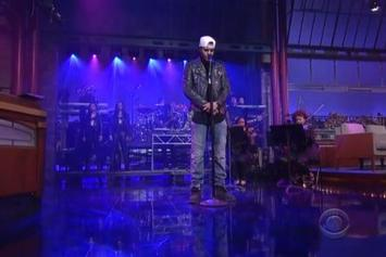 J. Cole Performs On David Letterman (Full Concert)