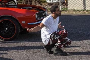 "Drake Speaks On Shooting ""Worst Behavior"" Video In Memphis"