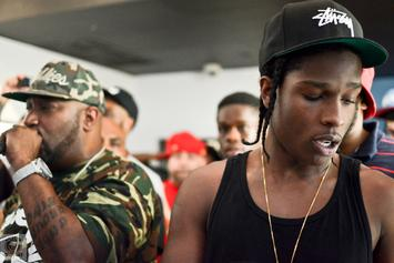 Bun B & A$AP Rocky Discuss Trinidad Jame$' Claim That The South Runs New York
