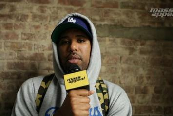 Dom Kennedy Explains Why He Started Rapping, His Favorites Artists Growing Up, & More