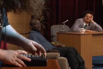 Jonwaynes' Unplugged Performance On The Eric Andre Show