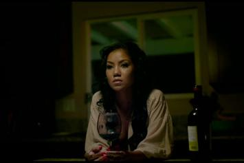 "Jhene Aiko Performs ""Space Jam"" Live @ MSR Studios"