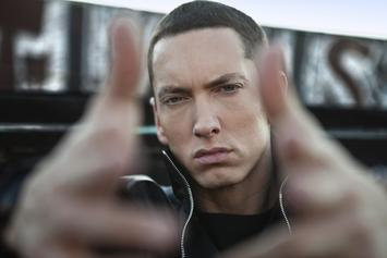 "Eminem Speaks On Success Of ""Hi My Name Is,"" Not Compromising ""Lyrical Integrity"""