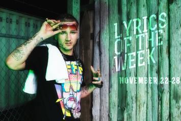 Lyrics Of The Week: November 22-28