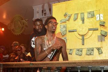 """Rich Homie Quan Discusses His Charitable """"Feed The Streets"""" Campaign"""