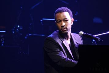 "John Legend Performs ""All Of Me"" Live On Conan"