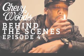 "Chevy Woods Behind The Scenes Of ""The Smoker's Club Tour"" Episode 3"