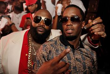 "Rick Ross' ""Mastermind"" Album Being Mixed By Diddy [Update: Diddy Is Executive Producing Too]"