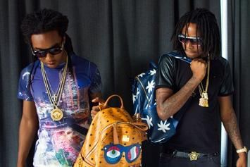 "Migos Reveal ""Solid Foundation"" Mixtape Artwork & Release Date"