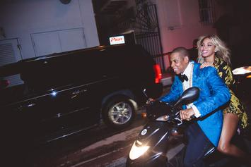 Beyonce & Jay Z Share Photos From New Year's Eve & Blue Ivy's 2nd Birthday