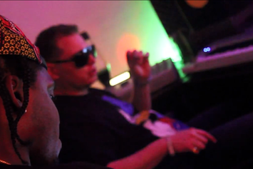 Pusha T & Scott Storch In The Studio