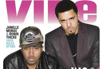 J. Cole Honors Nas In Speech At Vibe Impact Awards