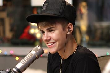 "Audio Leaks Of 14-Year-Old Justin Bieber Rapping Over ""Cannon"" Track"