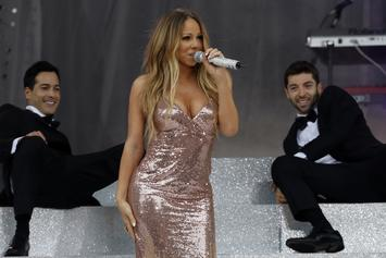 "Mariah Carey Announces Release Date & New Single For ""The Art Of Letting Go"""