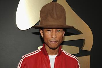 "Pharrell Announces New Album ""G I R L""; Reveals Cover & Release Date"