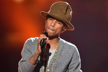 "Pharrell's ""Happy"" Achieves Platinum Status"