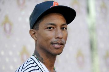 """Pharrell Says """"G I R L"""" Is His Best Work Yet, Explains Title"""