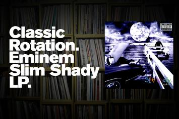"""Classic Rotation: Eminem's """"The Slim Shady LP"""" 15 Years Later"""