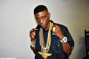 Lil Boosie Freestyles On His Way Home From Prison