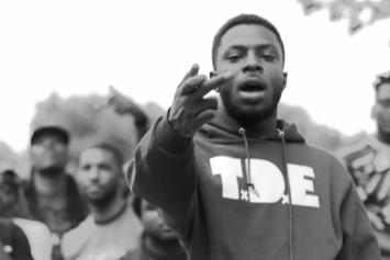 Isaiah Rashad Reflects On TDE, Names Jay-Z Above Tupac And Biggie