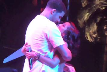 Jhene Aiko Brings Out Drake At Coachella