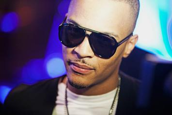 T.I. Rescues Car Crash Victim