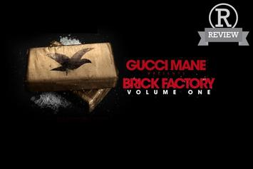 "Review: Gucci Mane's ""Brick Factory Vol. 1"""