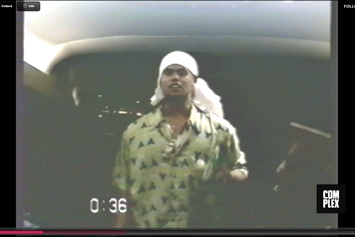 Big L Freestyling With Big Pun, & Charlie Hustle In 1998