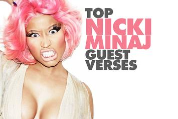 Top 10 Nicki Minaj Guest Verses
