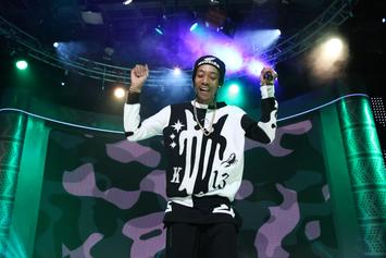 "Wiz Khalifa Announces Nas On ""We Dem Boyz"" Remix"
