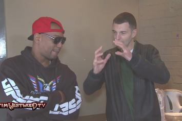 "Cam'ron ""Tim Westwood Interview"" Video"