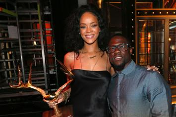"Rihanna Wins ""Most Desirable Woman"" At Guys Choice Awards"