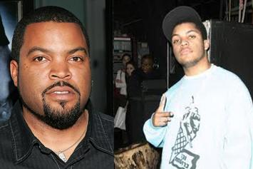 Ice Cube's Son Reportedly Cast To Play Ice Cube In N.W.A Movie [Update: More Cast Members Revealed]