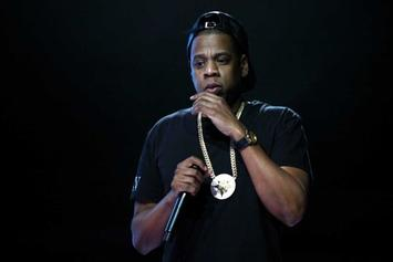 "Jay Z Has Launched ""An Arnold Palmer-esque"" Beverage Called ""40/40"""