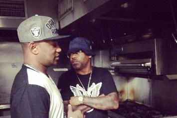 Cam'ron & Dame Dash Opening Up New Restaurant In Brooklyn