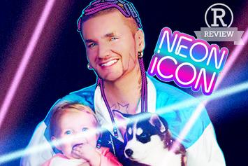 "Review: RiFF RAFF's ""NEON iCON"""