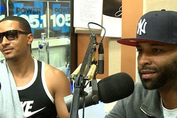 Joe Budden & Hollow Da Don On Breakfast Club