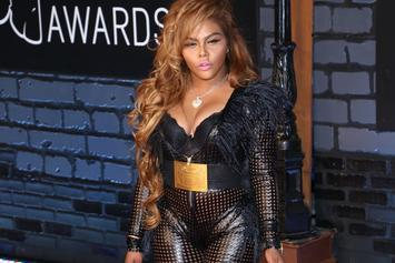 Lil Kim Shares First Photo Of Newborn Baby