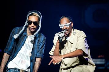 "Wiz  Khalifa & Snoop Dogg Announce ""Mac & Devin Go To High School"" Sequel"