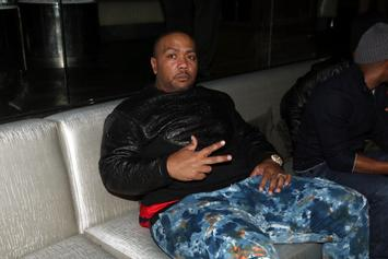 """Timbaland Says """"Opera Noir"""" Is His """"Grand Finale"""""""