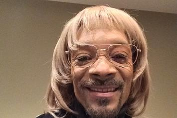 Snoop Dogg Transforms Into A White Man Named Todd
