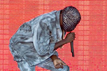 "Kanye West Takes Over ""Made In America"" Festival In Philadelphia"